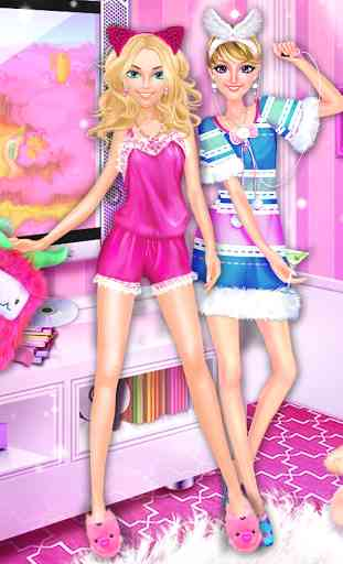 Slumber Party - Girls Salon 4