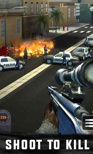 Sniper 3D Assassin Gun Shooter 2