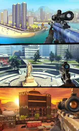 Sniper 3D Assassin Gun Shooter 3