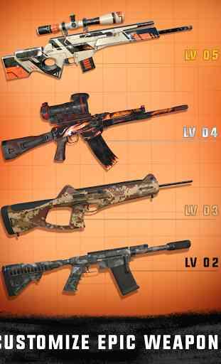 Sniper 3D Assassin Gun Shooter 4