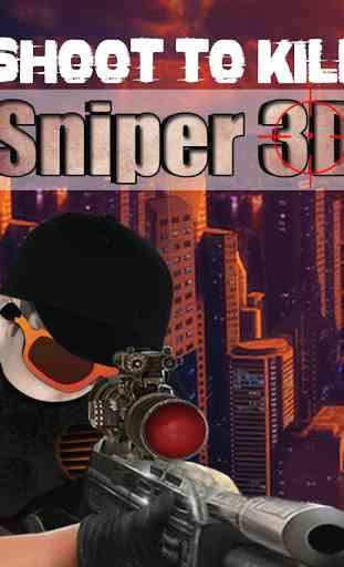 Sniper 3D Assassin Shooter 1