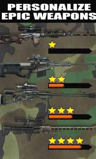Sniper 3D Assassin Shooter 2