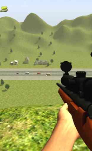 Sniper: Traffic Hunter 1