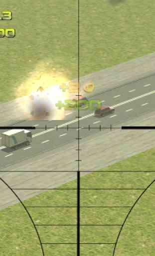 Sniper: Traffic Hunter 2