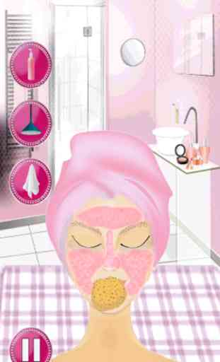 Spa & Makeup Dress up 2