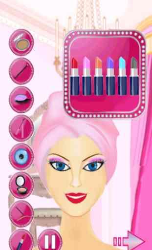 Spa & Makeup Dress up 4