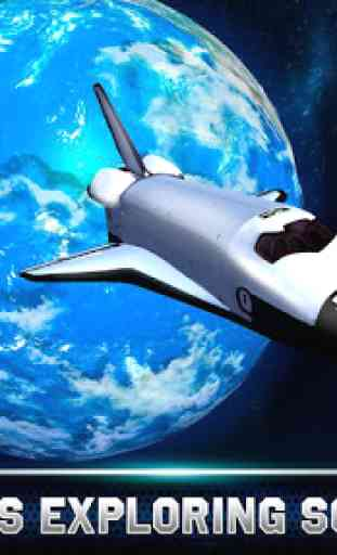 Space Shuttle Flight Simulator 3