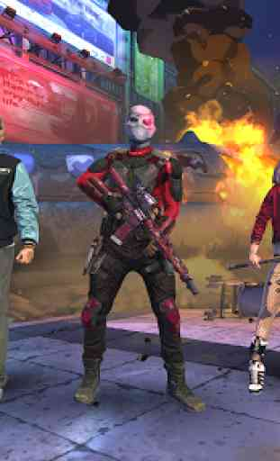 Suicide Squad: Special Ops 1