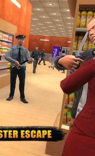 Supermarket Gangster Escape 3D 1
