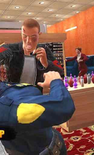 Supermarket Gangster Escape 3D 2