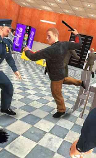 Supermarket Gangster Escape 3D 3