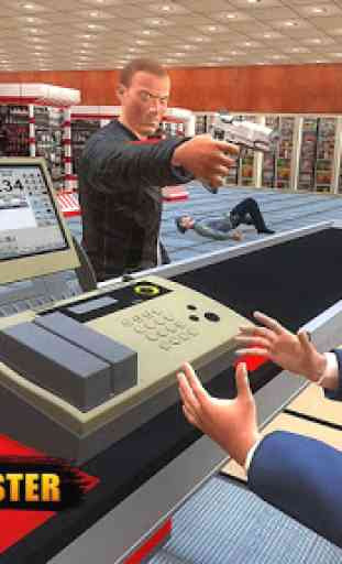 Supermarket Gangster Escape 3D 4