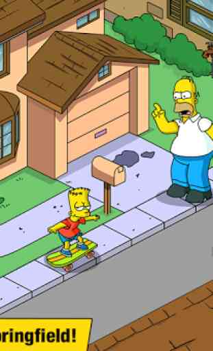 The Simpsons™:  Tapped Out 1