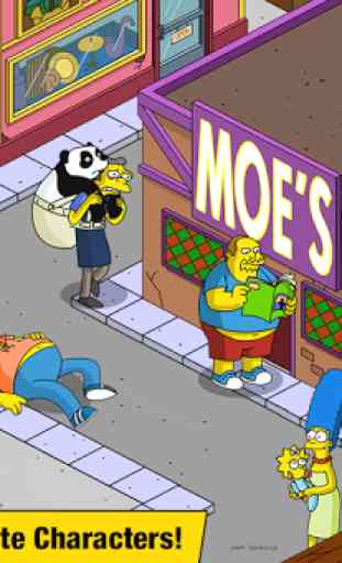 The Simpsons™:  Tapped Out 2