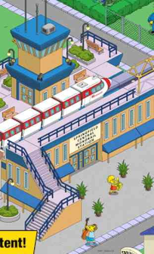 The Simpsons™:  Tapped Out 3