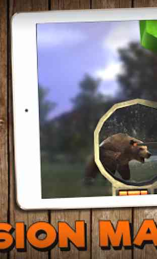 USA Wild Animals Bowhunting 3D 1