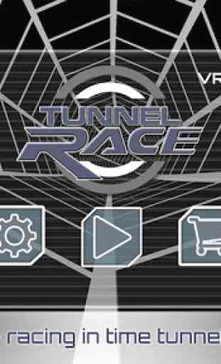 VR Tunnel Race Free (2 modes) 1