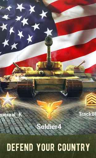 War Machines Tank Shooter Game 2