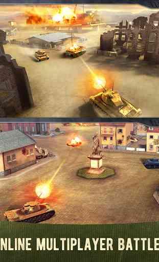 War Machines Tank Shooter Game 3