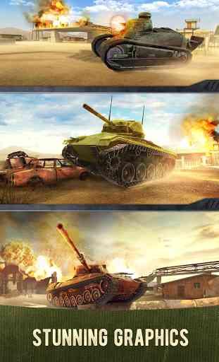 War Machines Tank Shooter Game 4