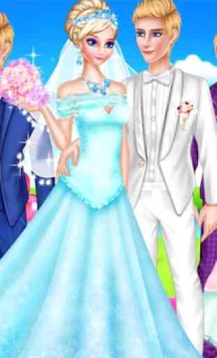 Wedding Makeover & Dress Up 1
