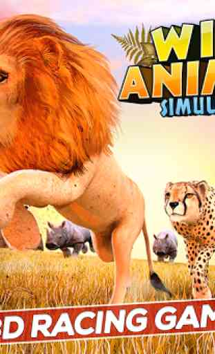 Wild Animal Simulator Games 3D 1