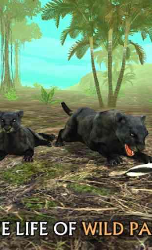 Wild Panther Sim 3D 1