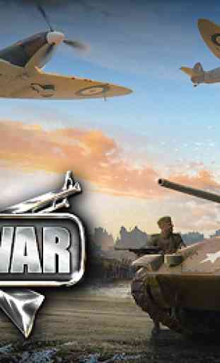 World at War: WW2 Strategy MMO 1