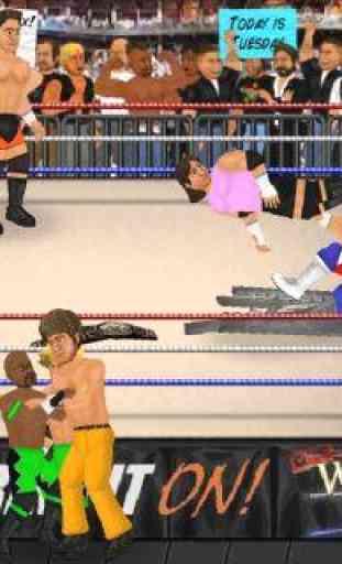 Wrestling Revolution 4