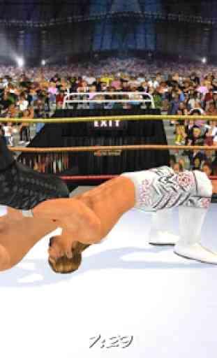 Wrestling Revolution 3D 2
