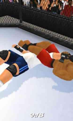 Wrestling Revolution 3D 3
