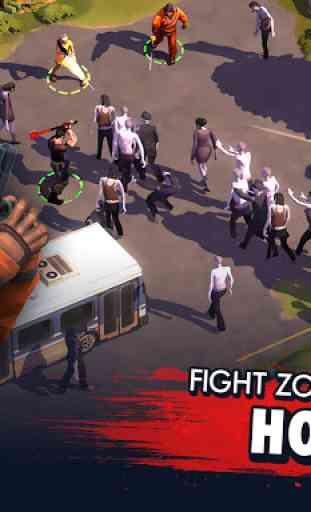Zombie Anarchy: War & Survival 1
