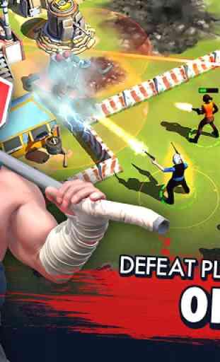 Zombie Anarchy: War & Survival 2