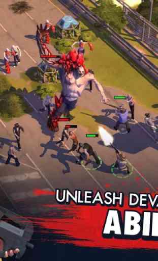 Zombie Anarchy: War & Survival 3