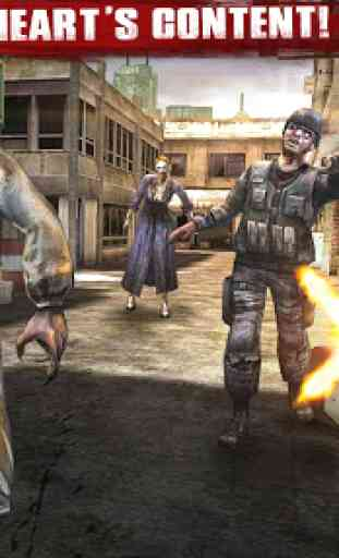 Zombie Frontier 3 -Shot Target 2
