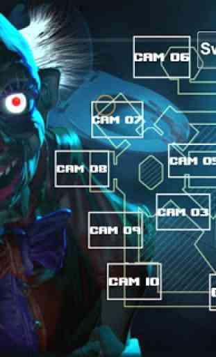 Zoolax Nights:Evil Clowns Free 2