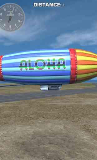Airplane Fly Hawaii 1