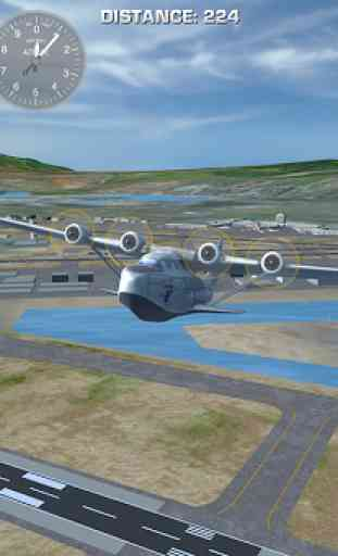 Airplane Fly Hawaii 3