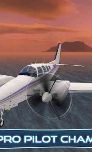 Airplane Flying simulator 1