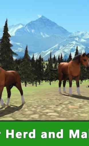 Animal Simulator: Wild Horse 2