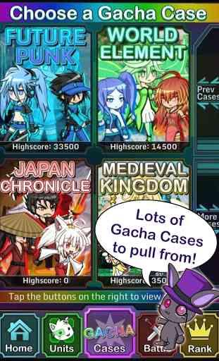Anime Gacha! (Simulator & RPG) 2