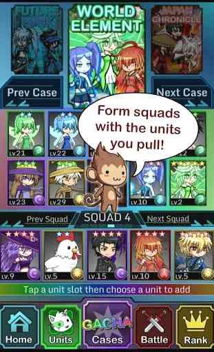 Anime Gacha! (Simulator & RPG) 4