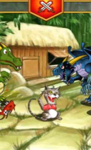 Avatar Fight - MMORPG game 2