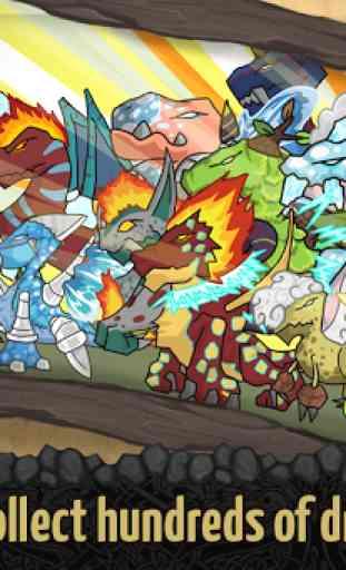 Battle Dragon -Monster Dragons 1
