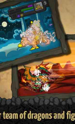 Battle Dragon -Monster Dragons 2