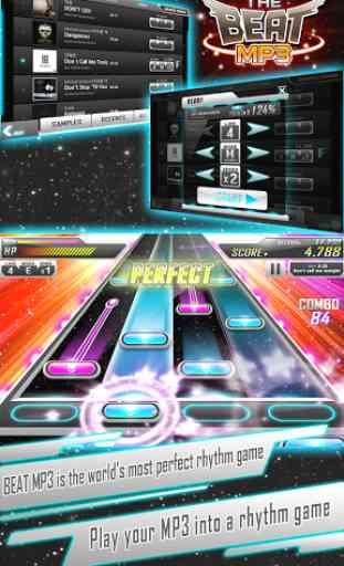 BEAT MP3 - Rhythm Game 1