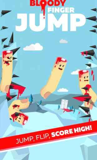Bloody Finger JUMP 1