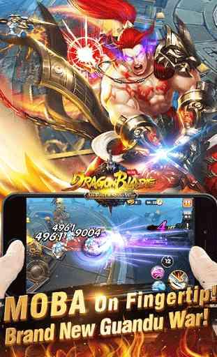 Dragon Blade - New Version War 1