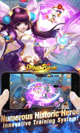 Dragon Blade - New Version War 2