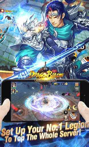 Dragon Blade - New Version War 4